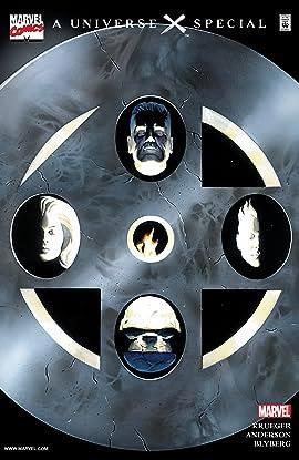 Universe X Special: 4 (2001) #1
