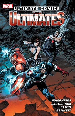 Ultimate Comics Ultimates By Sam Humphries Vol. 1