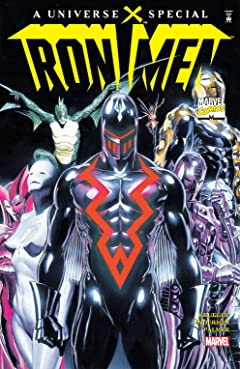 Universe X Special: Iron Men (2001) #1