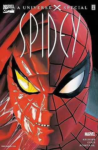 Universe X Special: Spidey (2001) #1