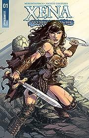 Xena: Warrior Princess Vol. 4 #1