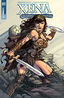 Xena: Warrior Princess Vol. 4 #1