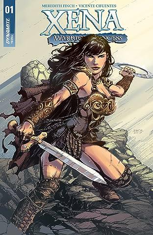Xena: Warrior Princess Vol. 4 No.1