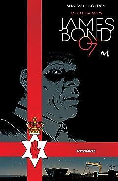 James Bond: M (2018)