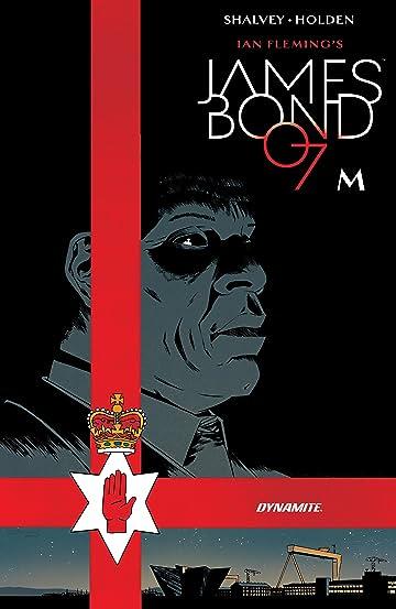 James Bond: M
