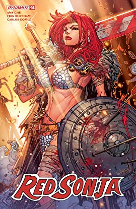 Red Sonja Vol. 4 #14