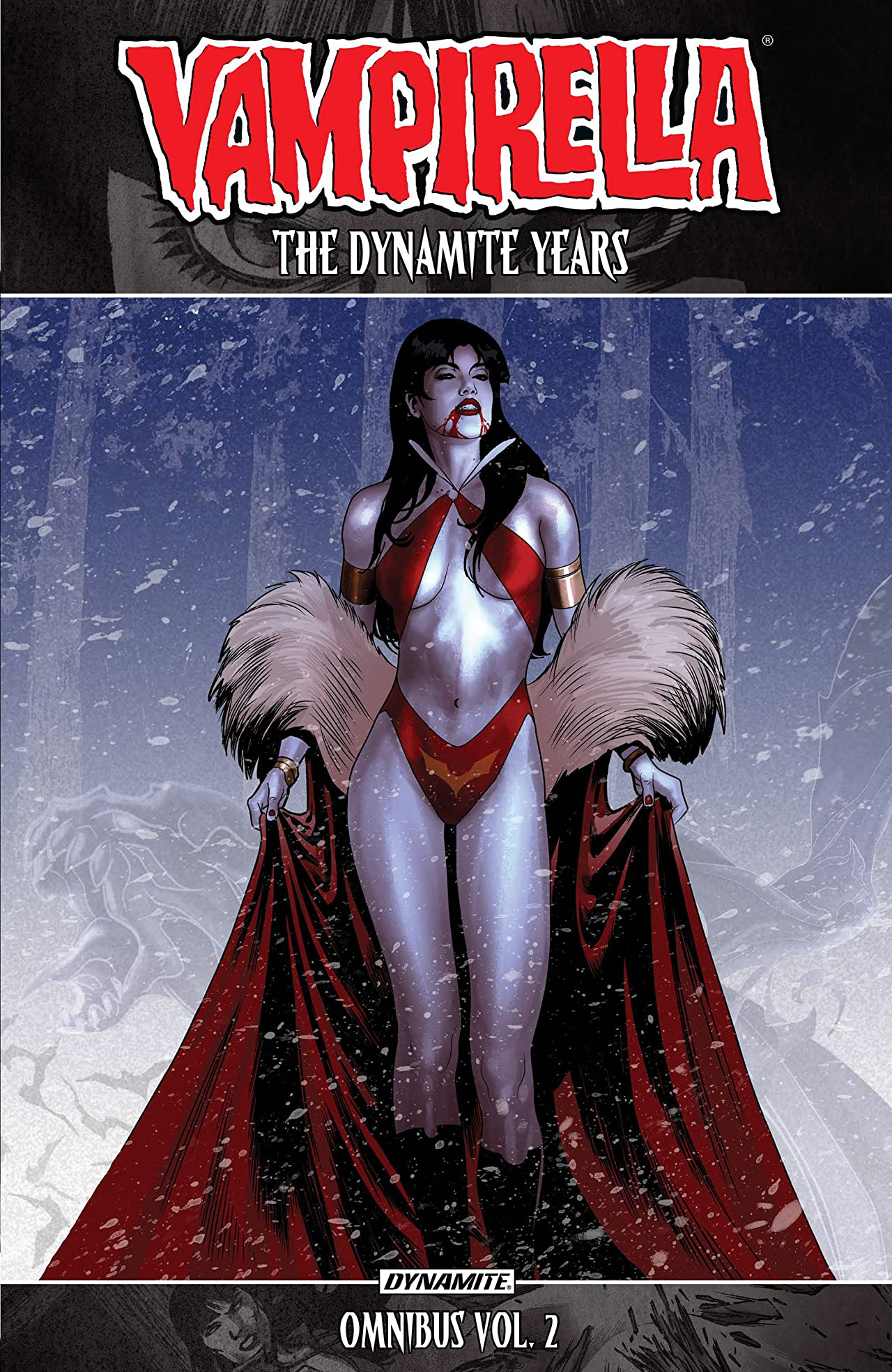 Vampirella: The Dynamite Years Omnibus Vol. 2