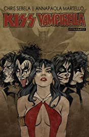 Kiss/Vampirella Collection