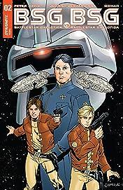Battlestar Galactica Vs. Battlestar Galactica #2