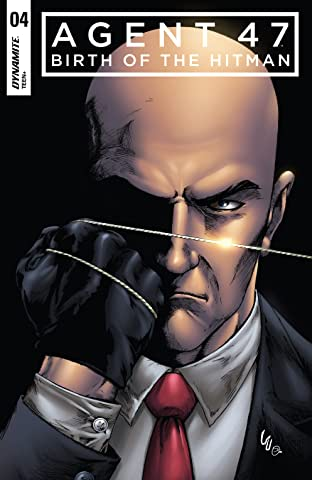 Agent 47: Birth Of The Hitman No.4