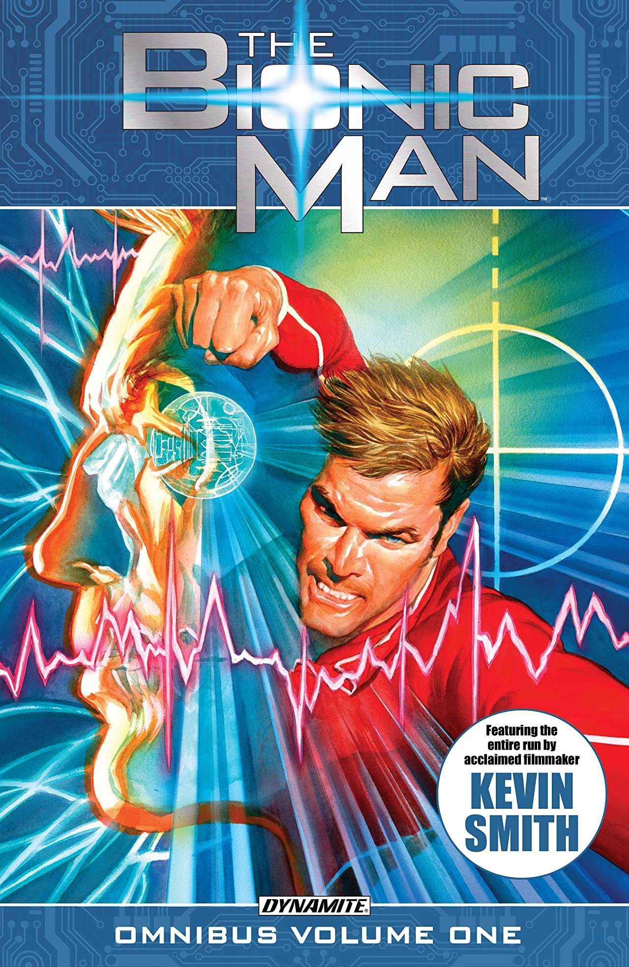 The Bionic Man Omnibus Tome 1