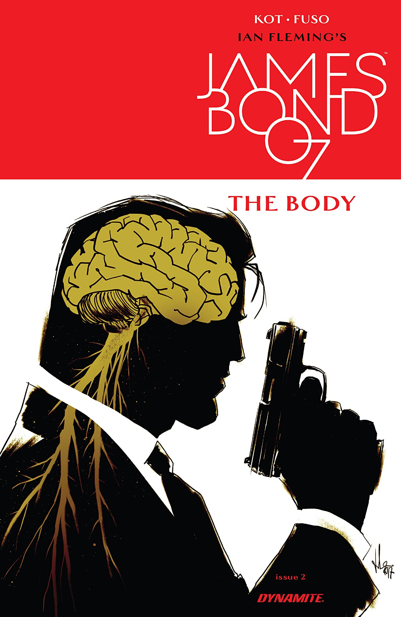 James Bond: The Body #2