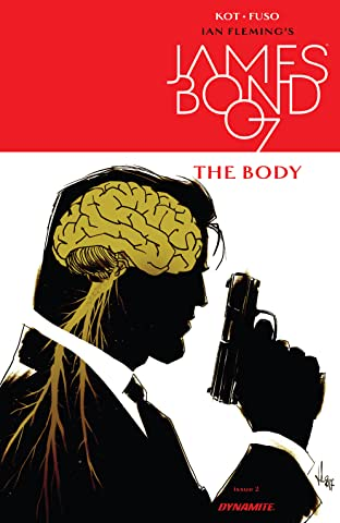 James Bond: The Body (2018) #2 (of 6)