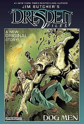 Jim Butcher's The Dresden Files: Dog Men
