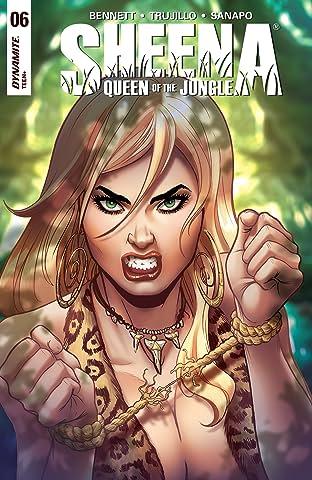 Sheena: Queen Of The Jungle No.6