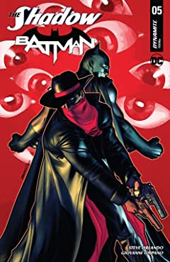 The Shadow/Batman No.5