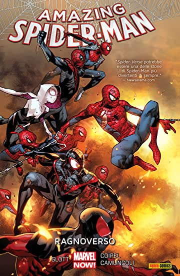 Amazing Spider-Man Vol. 3: Ragnoverso