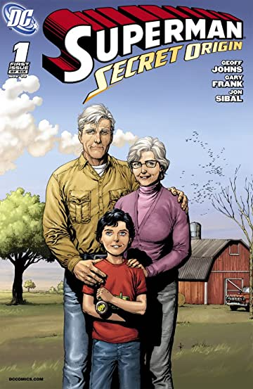 Superman: Secret Origin #1 (of 6)