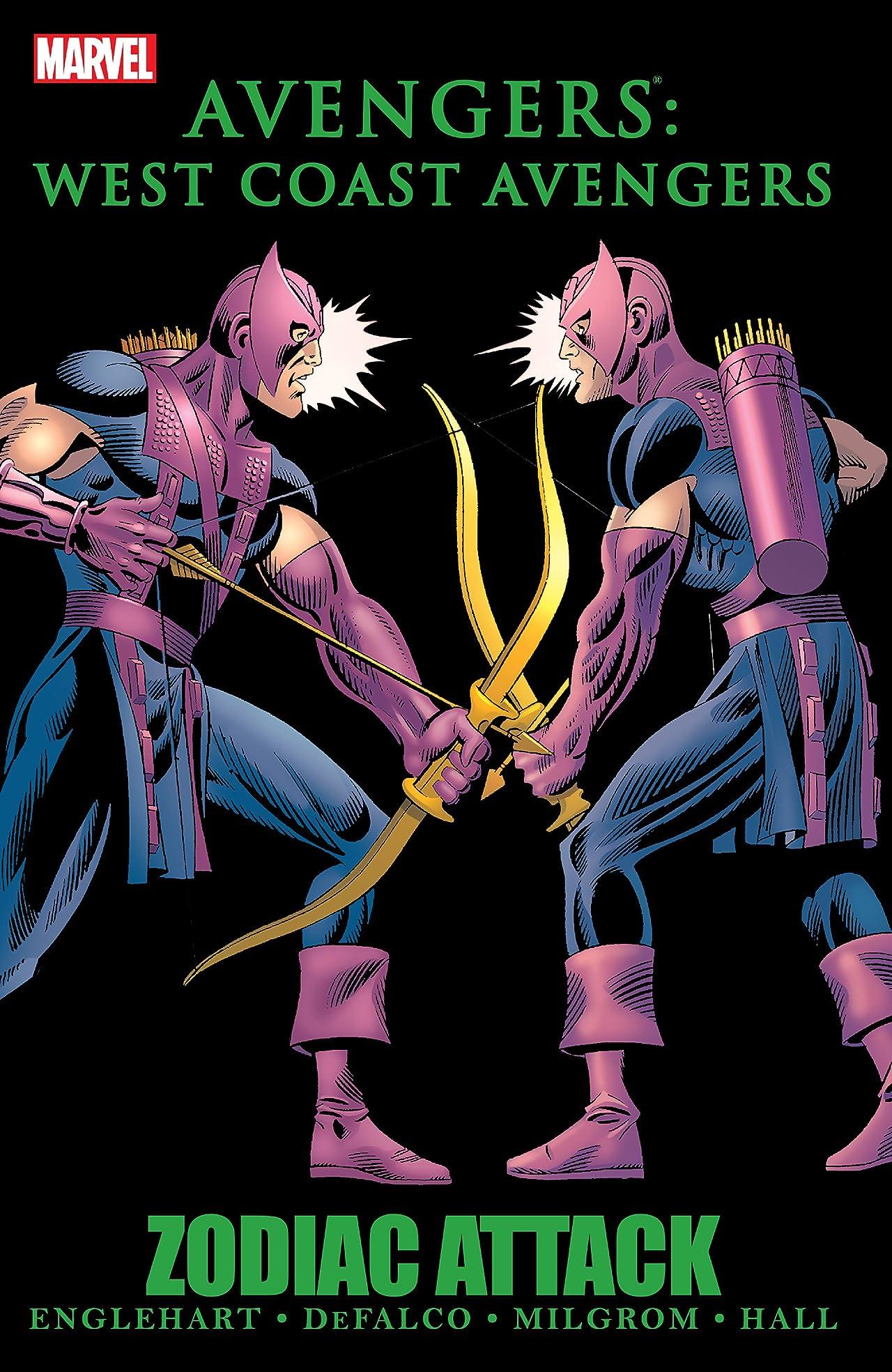 Avengers: Avengers West Coast - Zodiac Attack