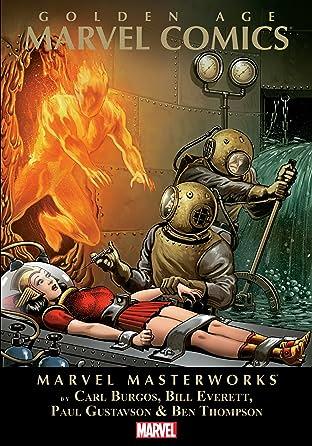 Golden Age Marvel Comics Masterworks Vol. 2