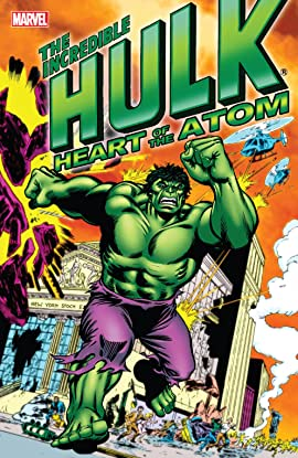 Hulk: Heart of the Atom