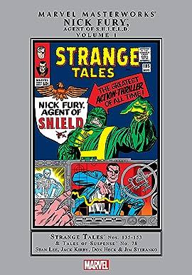 Nick Fury, Agent of S.H.I.E.L.D. Masterworks Vol. 1
