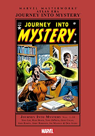 Atlas Era Journey Into Mystery Masterworks Vol. 1