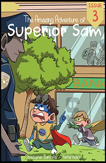The Amazing Adventure of Superior Sam #3