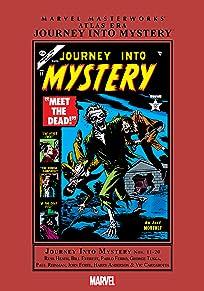 Atlas Era Journey Into Mystery Masterworks Vol. 2