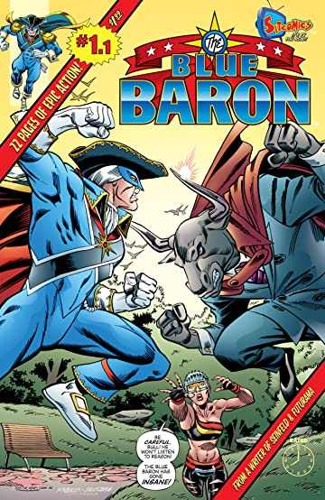 The Blue Baron No.1.1