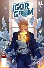 Igor Grom #11