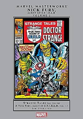 Nick Fury, Agent of S.H.I.E.L.D. Masterworks Vol. 2