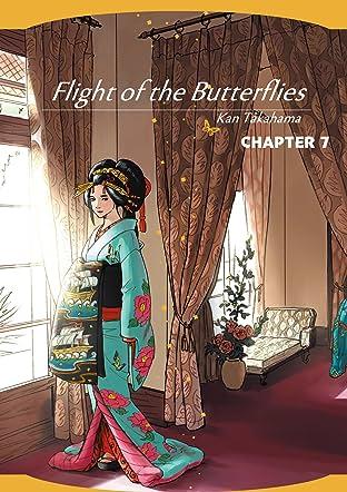 Flight of the Butterflies #7