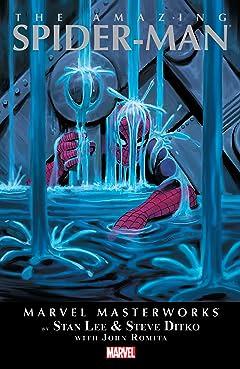 Amazing Spider-Man Masterworks Tome 4