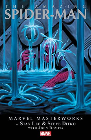 Amazing Spider-Man Masterworks Vol. 4