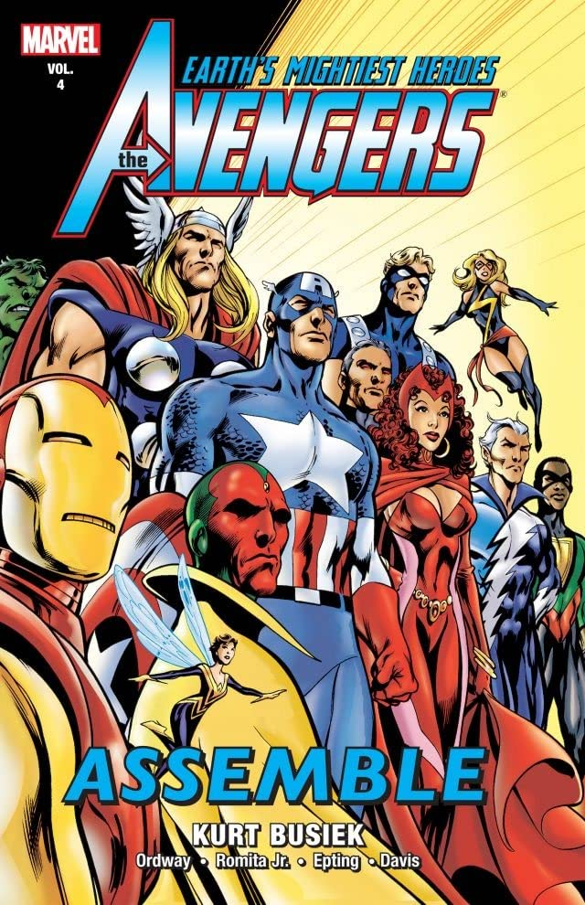 Avengers Assemble Tome 4