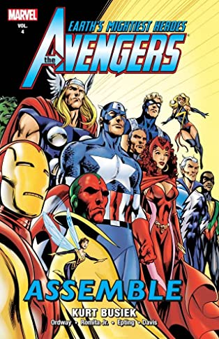 Avengers Assemble Vol. 4