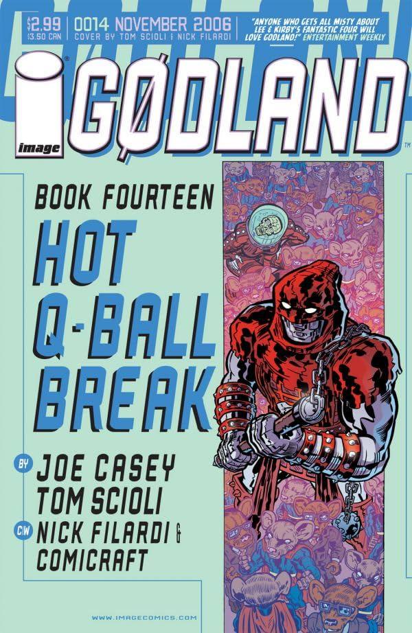 Godland #14