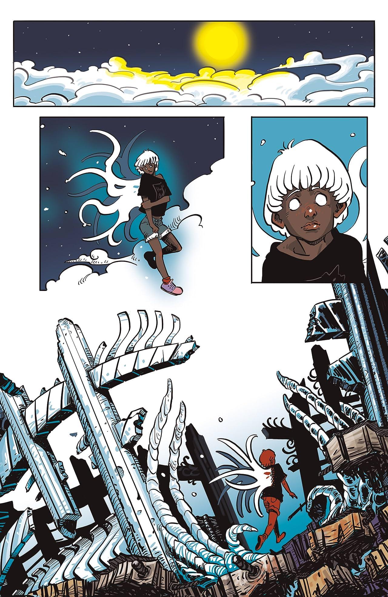 The Apocalypse Girl #2