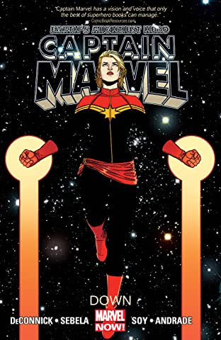 Captain Marvel Tome 2: Down