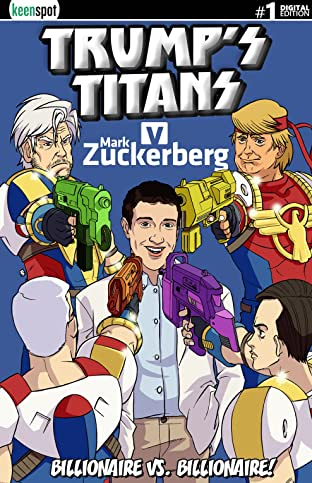 Trump's Titans vs. Mark Zuckerberg No.1