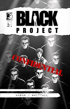 Black Project #3