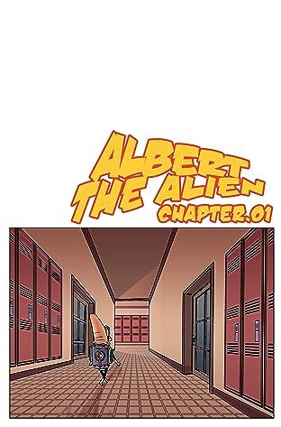Albert the Alien No.1