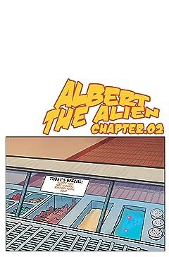 Albert the Alien #2