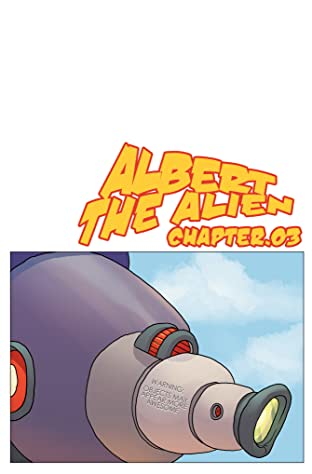 Albert the Alien No.3