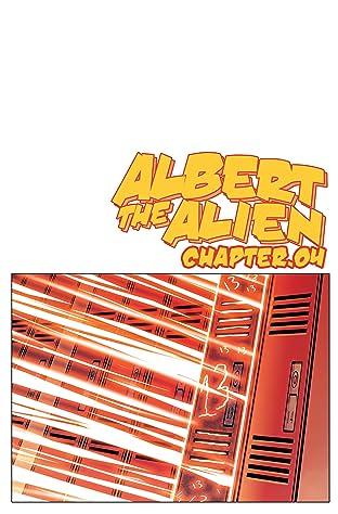 Albert the Alien No.4