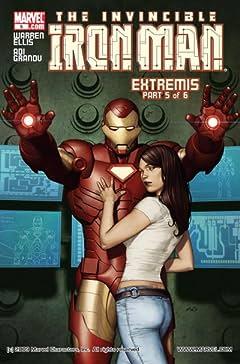 Iron Man (2004-2007) #5
