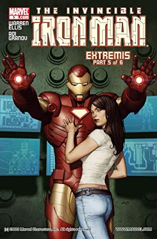 Iron Man (2004-2007) No.5