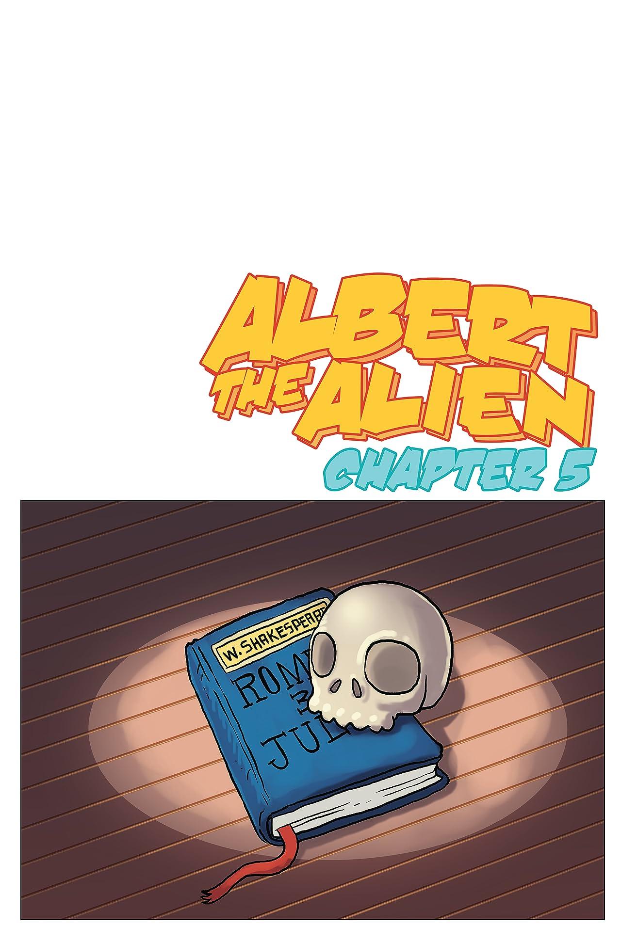 Albert the Alien #5