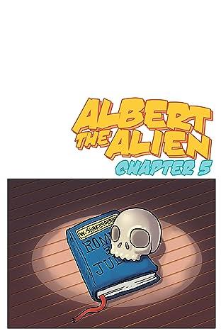 Albert the Alien No.5